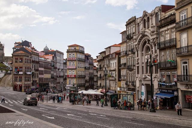 Ein Tag in Porto