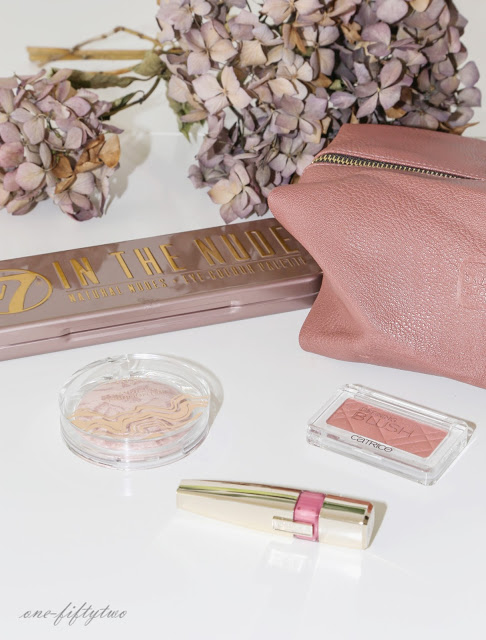 BEAUTY: Nude-Palette Dupe, Catrice und Internetshopping