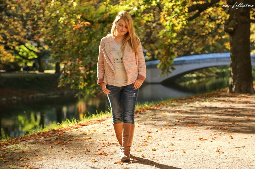 Outfit// Sonniger Herbstlook