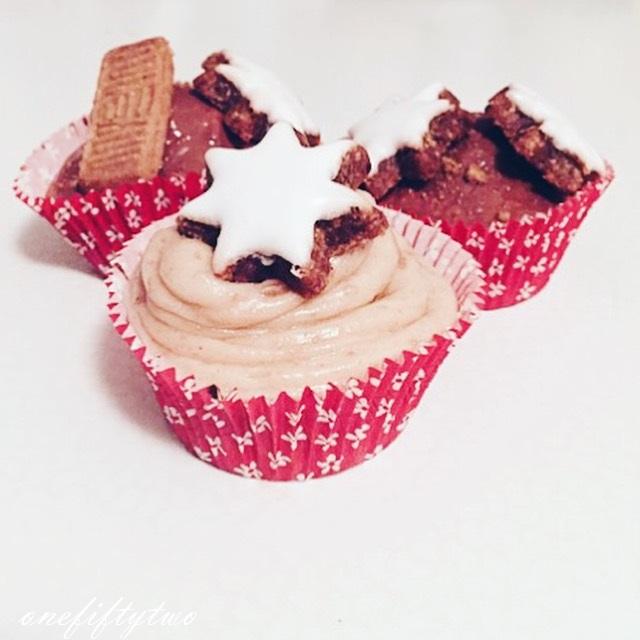 Rezept // Spekulatius-Cupcakes
