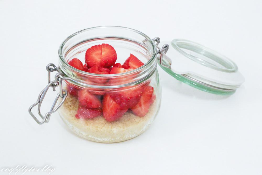 Recipe // Couscous zum Frühstück