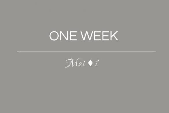 oneweekmai