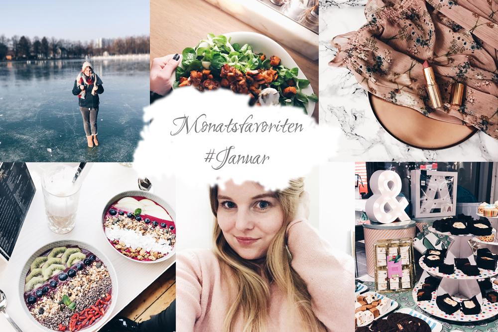 Monatsfavoriten Januar – Beauty, Fashion, Lifestyle