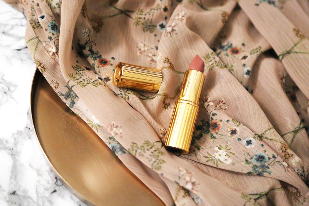 Beauty // Charlotte Tilbury Pillow Talk Lipstick
