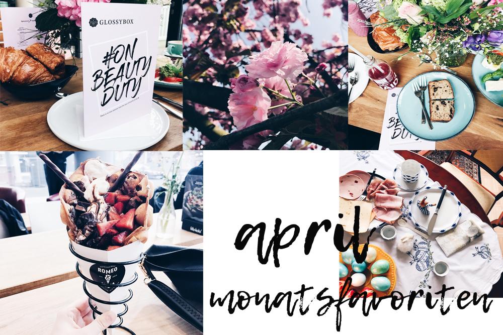 Monatsfavoriten April