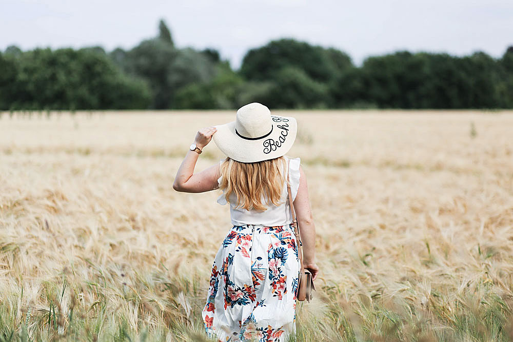 Outfit // Warum der Midi-Rock perfekt zum Sommer passt