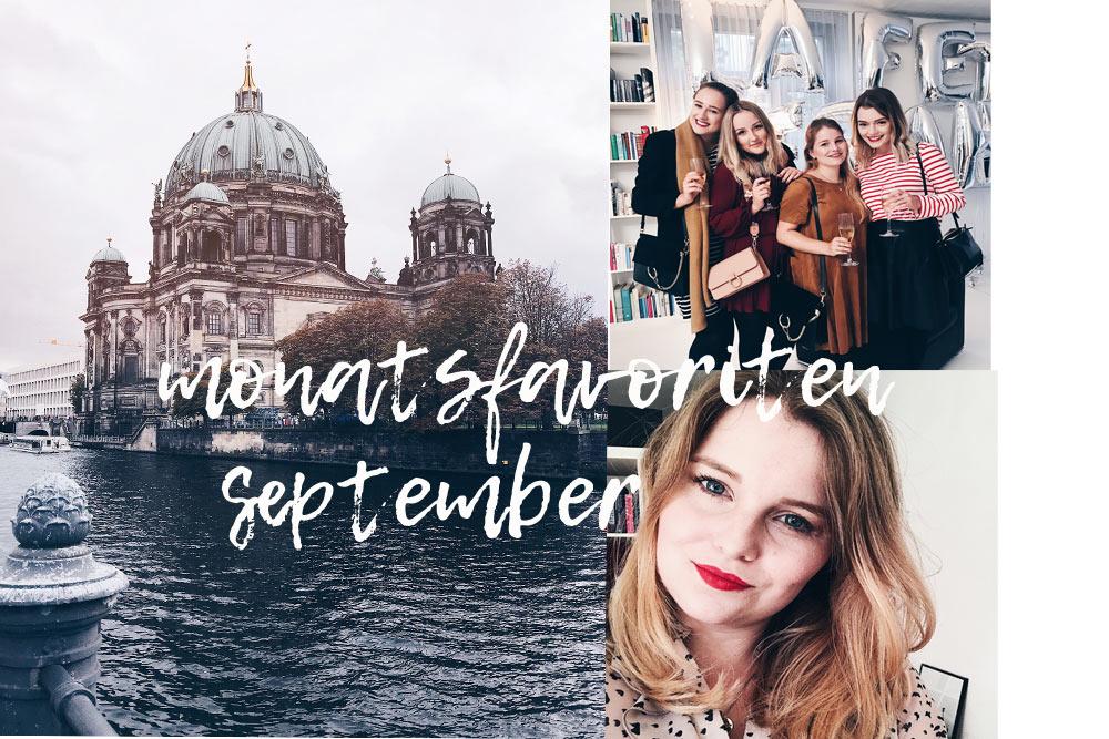 Monatsfavoriten September