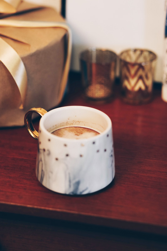 Recipe // Chocolate Espresso und strahlend weiße Zähne mit BlanX White Shock| Anzeige + Gewinnspiel