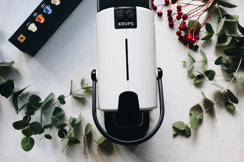 Blogger-Adventskalender Türchen 23: Krups Nespresso Kapselmaschine ??