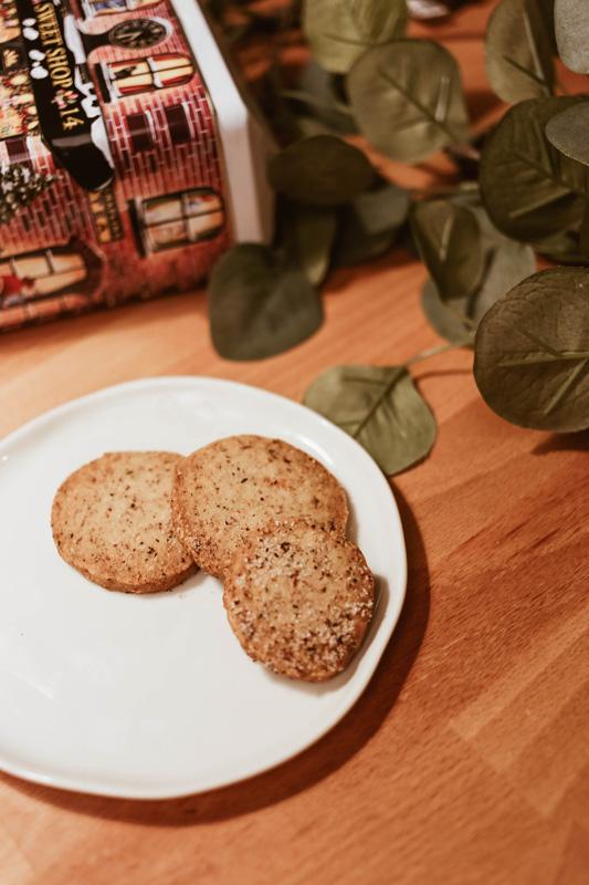 Recipe // Earl Grey Kekse
