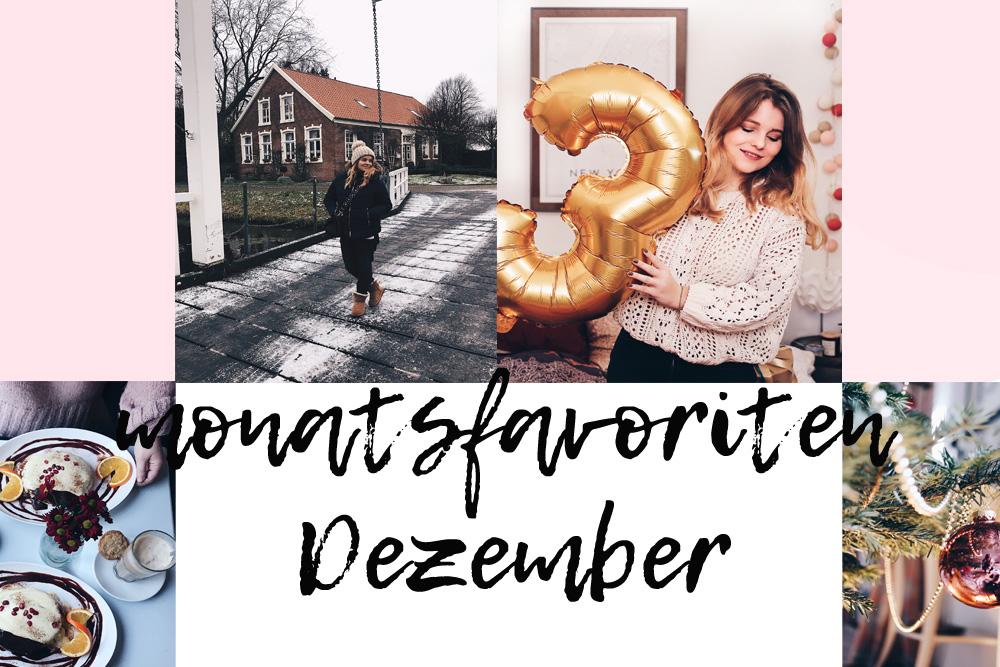 Monatsfavoriten Dezember