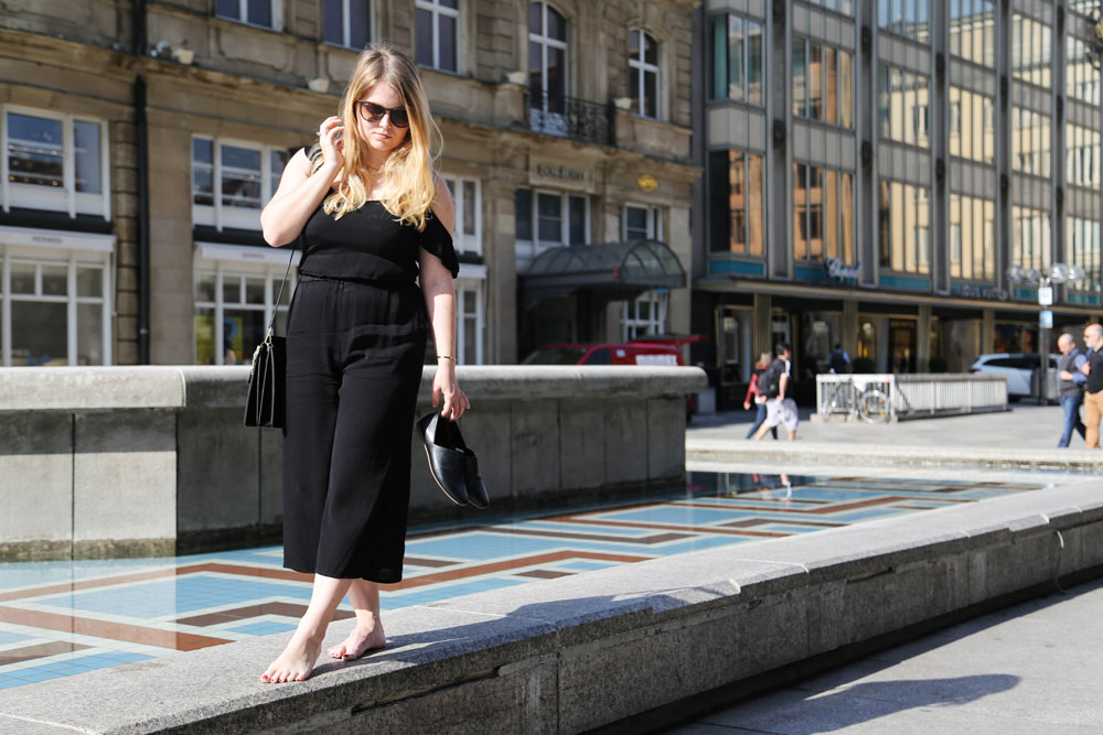 Outfit // Sommer in der Stadt
